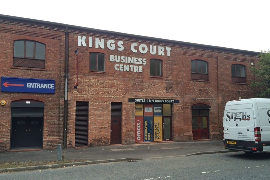 Kings Court Business Centre, Leyland
